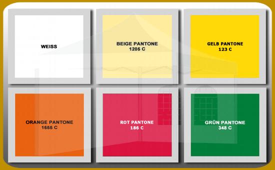 Faltzelten - Diverse Farben - www  zelte-bl ch ¦ Hubschmid ECOTENT